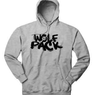 Wolfpack Hoodie Sweatshirt