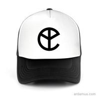 Yellow Claw Logo Trucker Hat