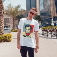RIP Avicii Legend T-shirt