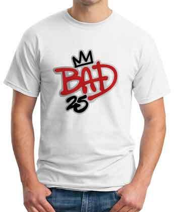 Afrojack Bad 25 T-Shirt
