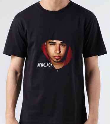 Afrojack Cant Stop Me T-Shirt