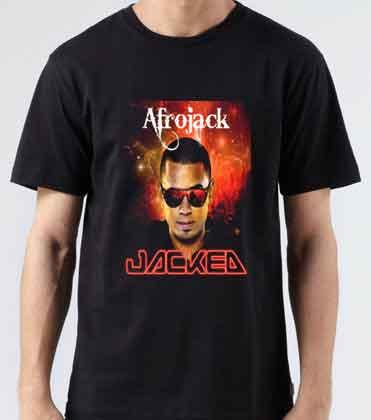 Afrojack Jacked T-Shirt