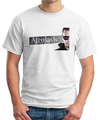 Afrojack Rock The House T-Shirt