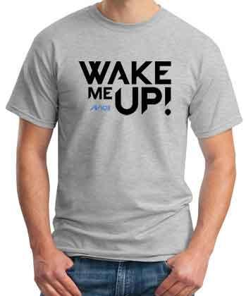 Avicii Wake Me Up T-Shirt