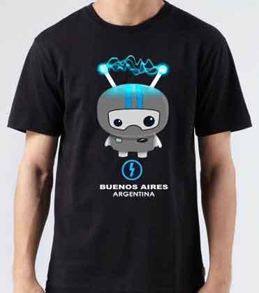 ASOT 500 Buenos Aires Argentina T-Shirt