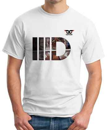 Carl Cox IIID T-Shirt