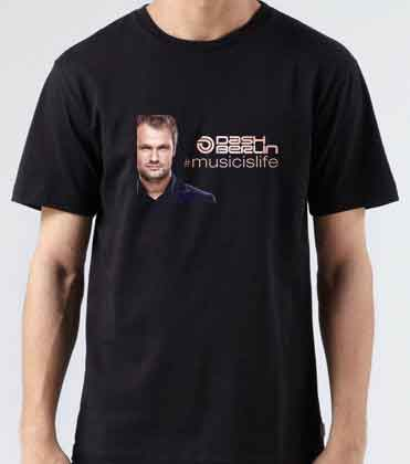 Dash Berlin Music Is Life T-Shirt
