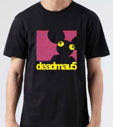 Deadmau5 Dot Matrix T-Shirt