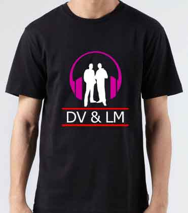 Dimitri Vegas Like Mike Logo T-Shirt