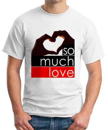 Fedde Le Grand So Much Love T-Shirt