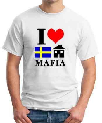 I Heart Swedish House Mafia T-Shirt