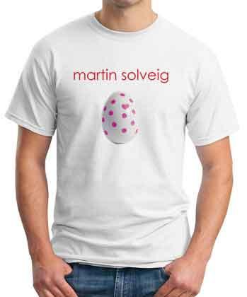 Martin Solveig Cestlavie T-Shirt