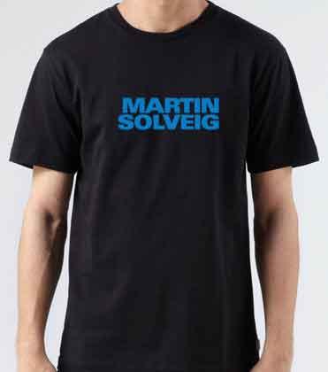 Martin Solveig T-Shirt