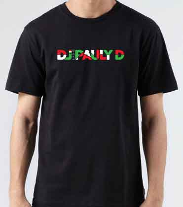 Pauly D Logo T-Shirt