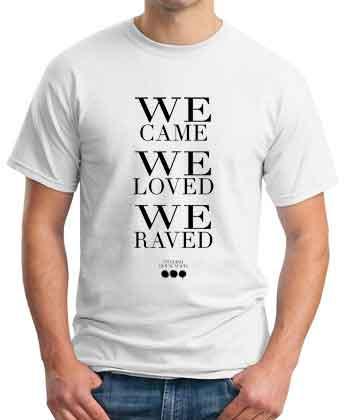 SHM Swedish House Mafia T-Shirt