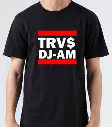 TRVS DJ AM T-Shirt