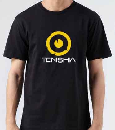 Tenishia Logo T-Shirt