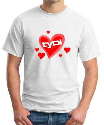 Tydi Heart T-Shirt