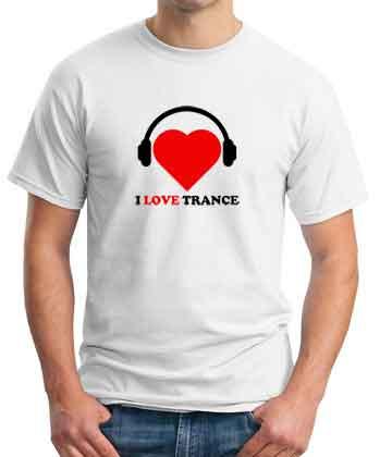 Tydi I Love Trance T-Shirt