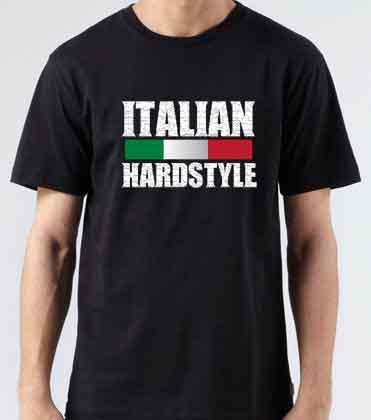 Zatox Italian Hardstyle T-Shirt