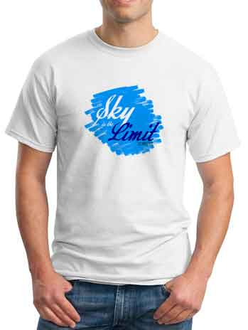 Antoine Sky Is The Limit T-Shirt