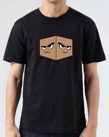 DJs From Mars Logo T-Shirt
