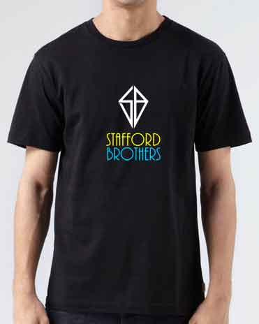 Stafford Brothers Old Logo T-Shirt