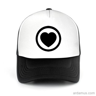 A State Of Trance Heart Trucker Hat