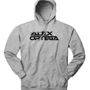 Alex Ortega Hoodie Sweatshirt