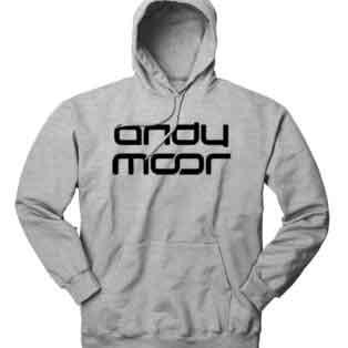 Andy Moor Hoodie Sweatshirt
