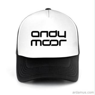 Andy Moor Trucker Hat