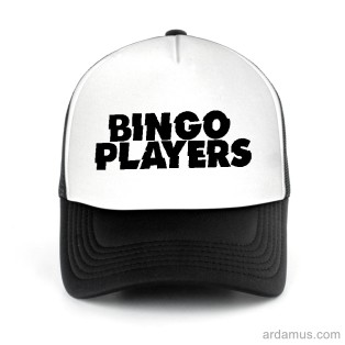 Bingo Players Trucker Hat