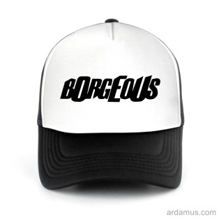 Borgeous Trucker Hat