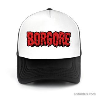 Borgore Trucker Hat