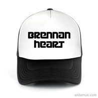 Brennan Heart Trucker Hat