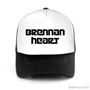 Brennan Heart Trucker Hat