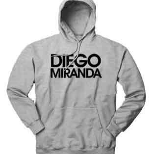 Diego Miranda Hoodie Sweatshirt