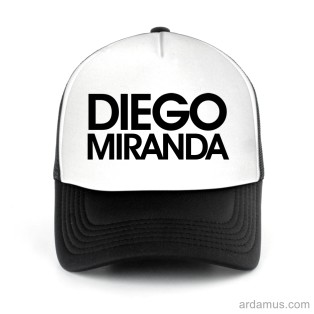 Diego Miranda Trucker Hat