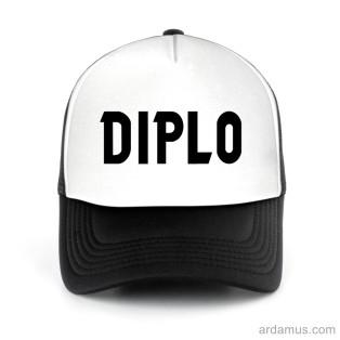 Diplo Logo Trucker Hat