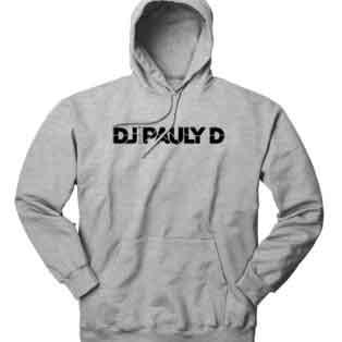 DJ Pauly D Hoodie Sweatshirt