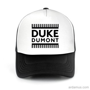 Duke Dumont Trucker Hat
