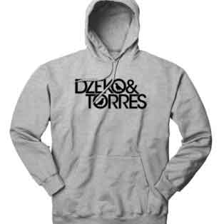 Dzeko And Torres Hoodie Sweatshirt