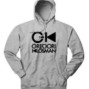 Gregori Klosman Hoodie Sweatshirt