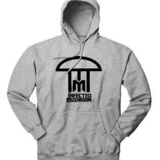 Infected Mushroom Logo Hoodie Sweatshirt