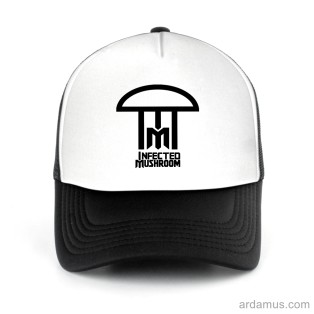 Infected Mushroom Logo Trucker Hat