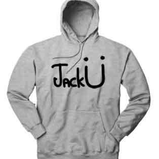 Jack U Logo Hoodie Sweatshirt