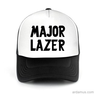 Major Lazer Trucker Hat
