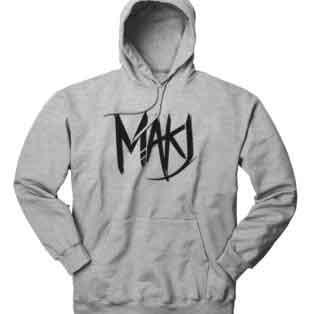 MakJ Hoodie Sweatshirt