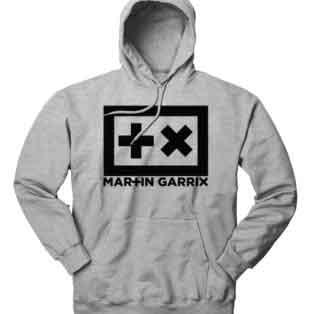 Martin Garrix Logo Hoodie Sweatshirt