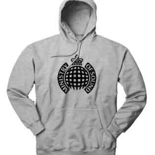 Ministry Of Sound Hoodie Sweatshirt